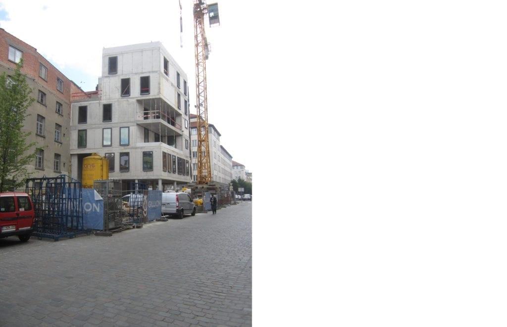 Flandre : vers un gros oeuvre fermé…