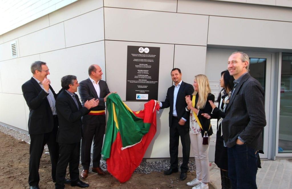 Inauguration de Fontainas